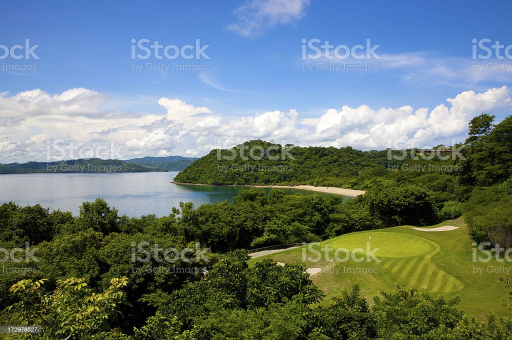 Picture perfect vacation royalty-free stock photo
