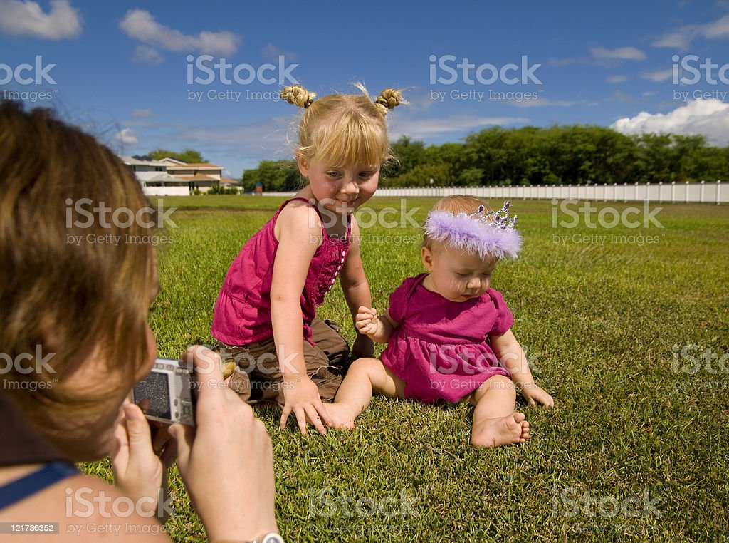 Picture Time! royalty-free stock photo