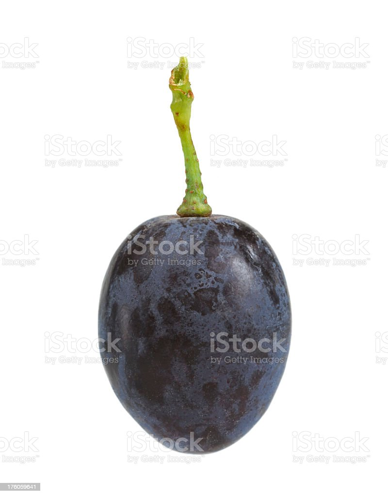 Picture with a fresh red grape stock photo