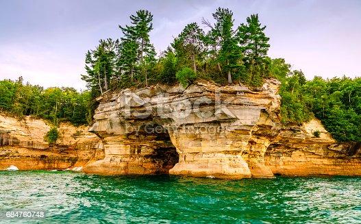136169151istockphoto Pictured Rocks National Lakeshore 684760748