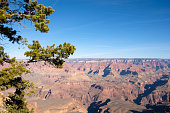 Pictures from the South Rim of the Grand Canyon, Arizona, United States