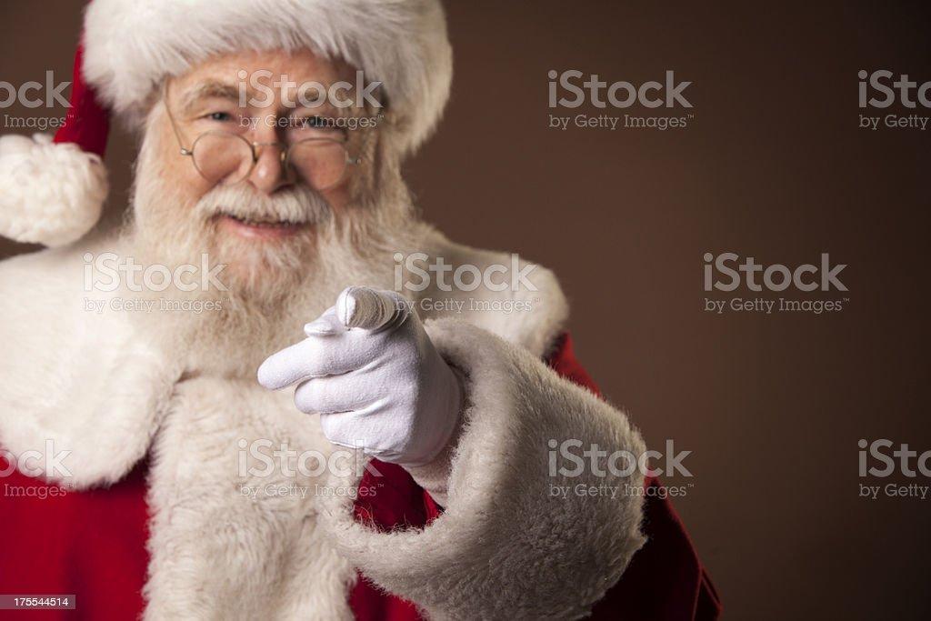 Bilder von echten Santa Claus möchte, dass du gut – Foto