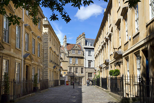 Picturesque Bath  bath england stock pictures, royalty-free photos & images