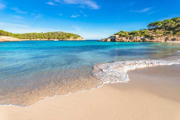 Pittoresque plage Majorque (île), bord de mer baie de Cala S'Amarador, Espagne Méditerranée - Photo