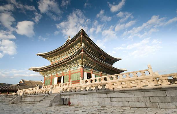 Gyeongbok Palast – Foto