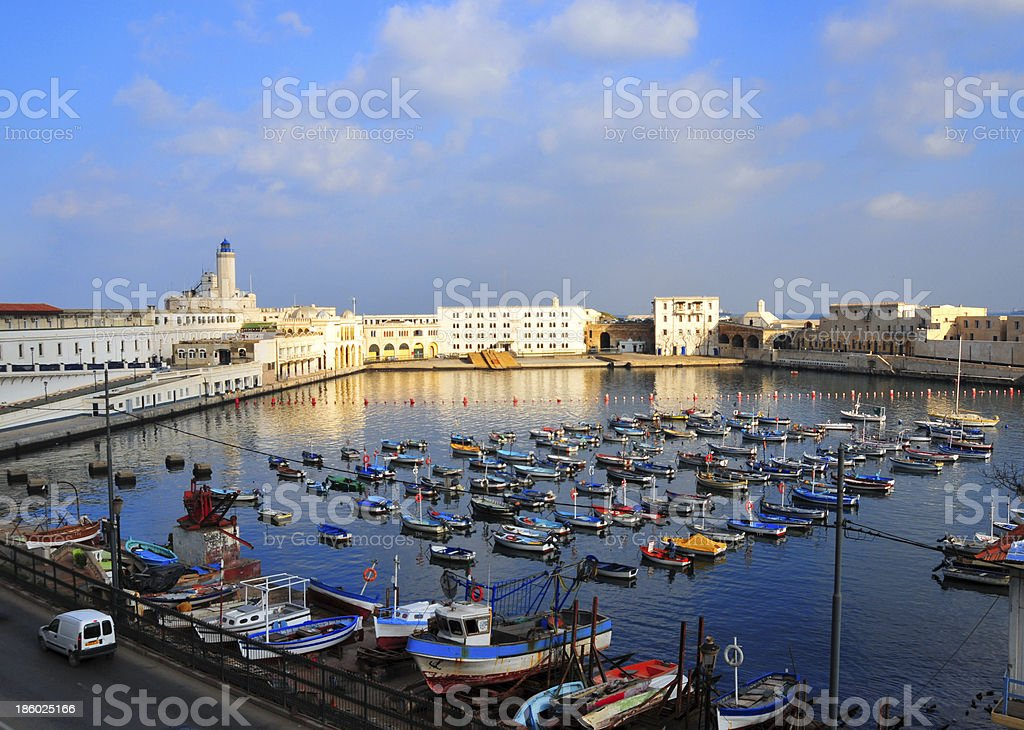 Alger, Algérie: Admiralty basin - Photo