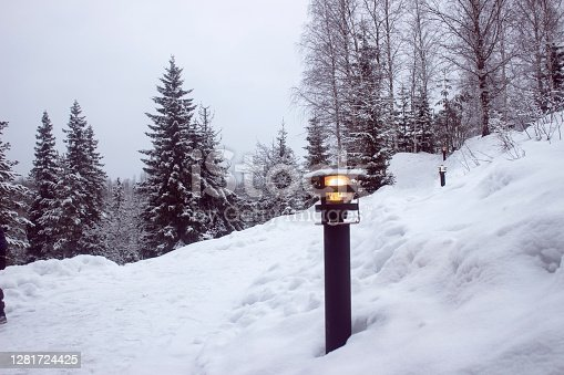 In the photo (Ruskeala) this is a picturesque national park in Karelia. This place is beautiful at any time of the year, but in winter it carries the true spirit of Christmas. Knee-deep snowdrifts, ate covered with snow and frost warming our cheeks