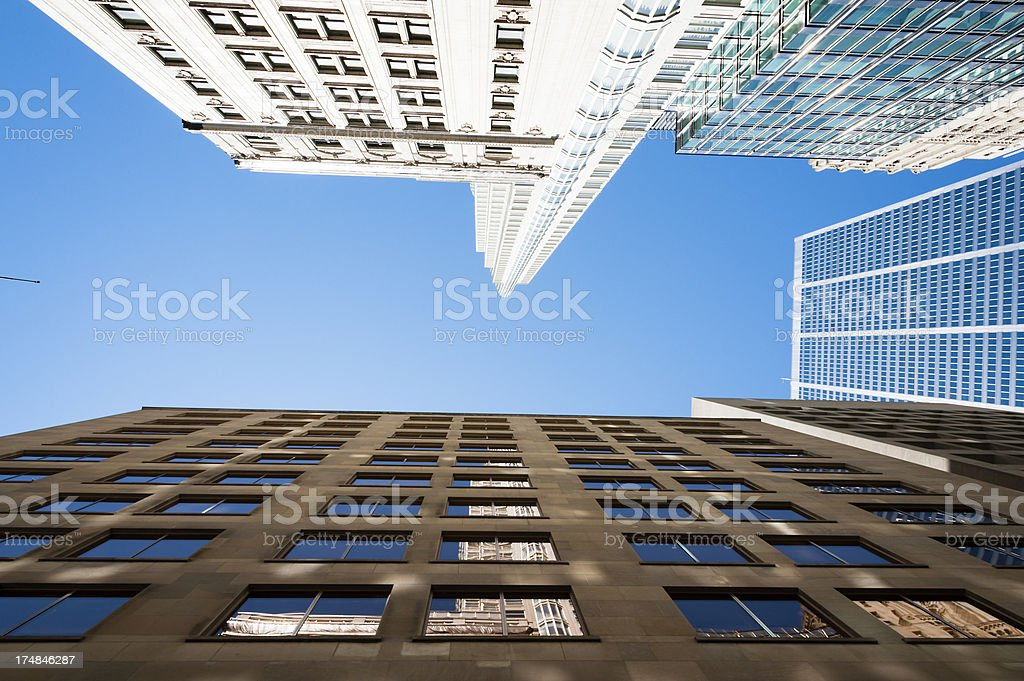 Pie In The Sky Series royalty-free stock photo