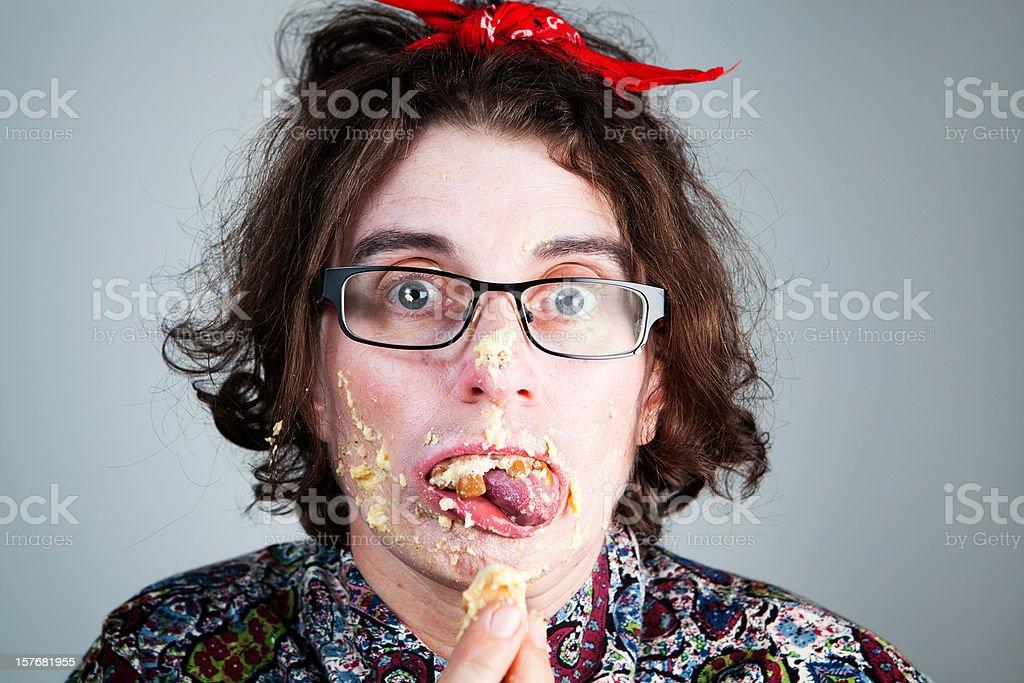 pie killer stock photo