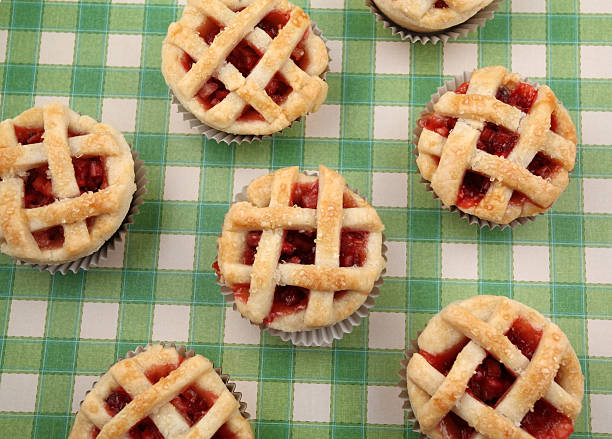 Pie Tart Desserts stock photo