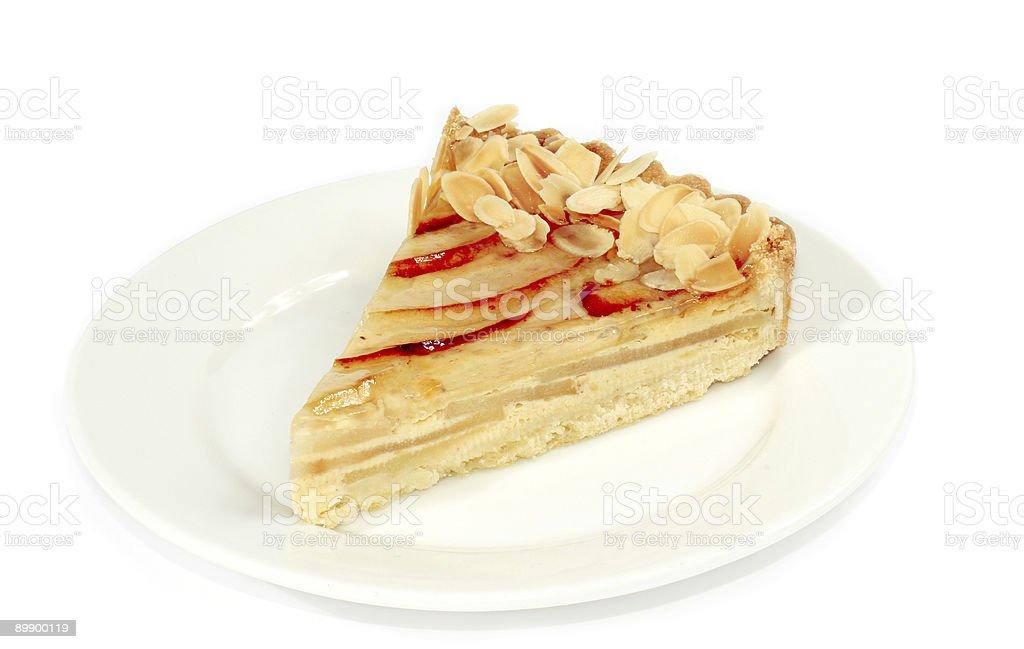 Torte mit Äpfeln Lizenzfreies stock-foto