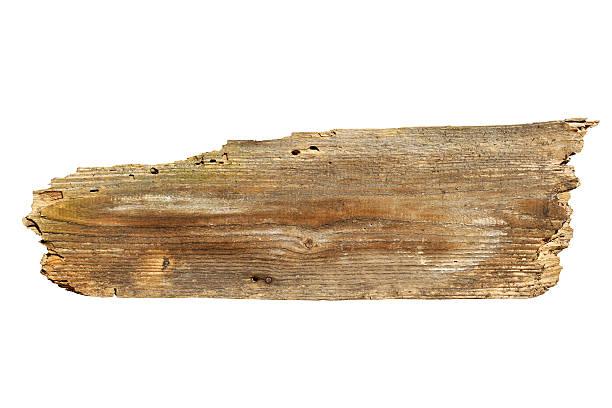 Wood alte gebrochenen – Foto
