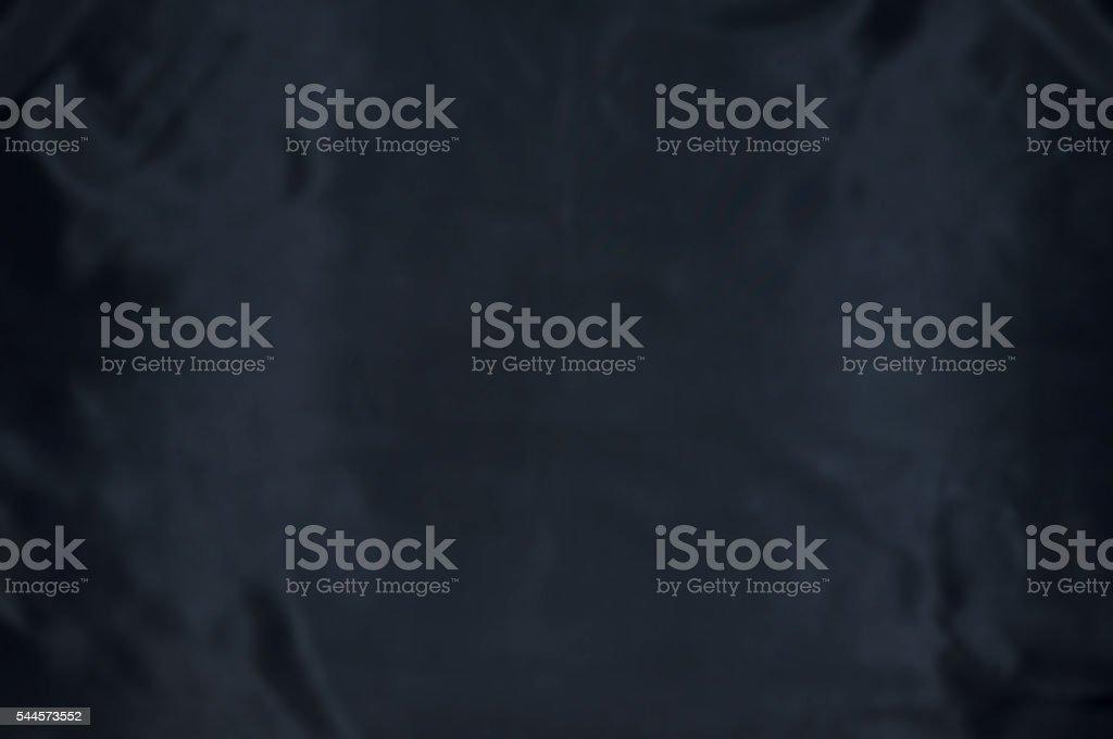 Piece of black silk stock photo