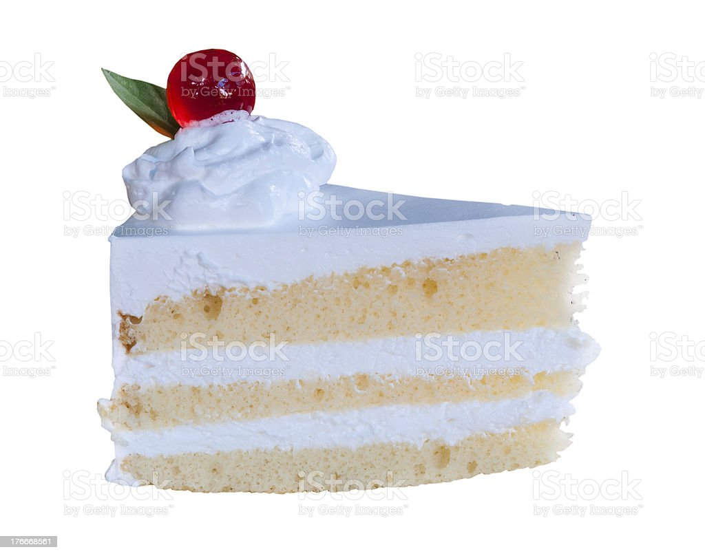 Piece of  Cake . royalty-free stock photo