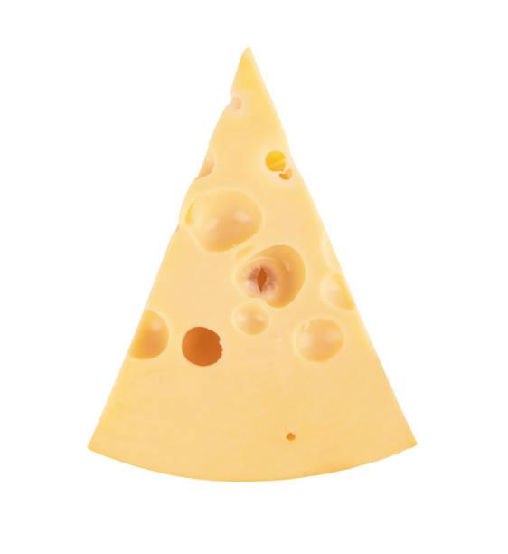 pezzo di formaggio - maasdam foto e immagini stock