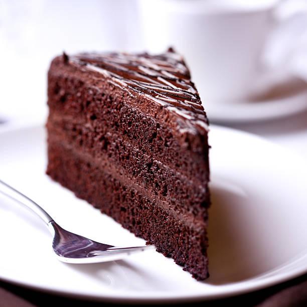 Image result for chocolate cake slice