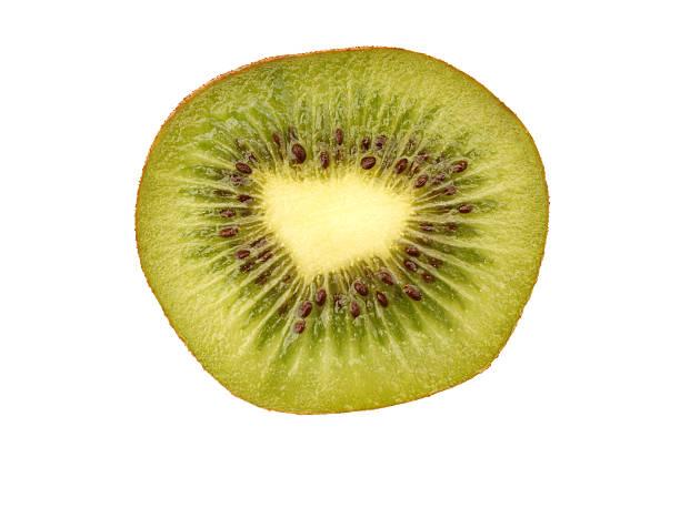 Stück kiwi – Foto