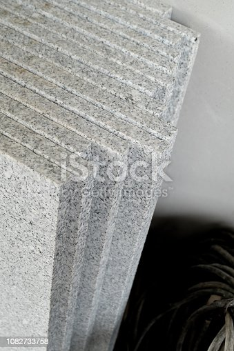 671896388istockphoto Piece of natural stone shelves 1082733758