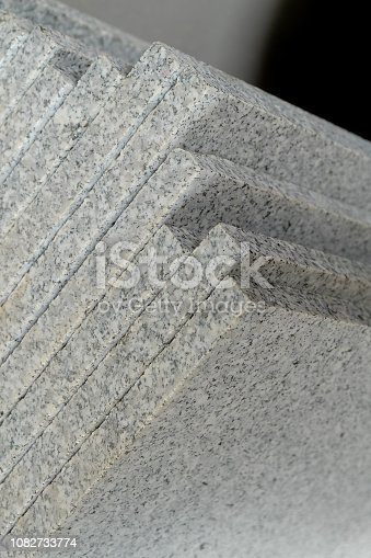 671896388istockphoto Piece of natural stone shelves 1082733774