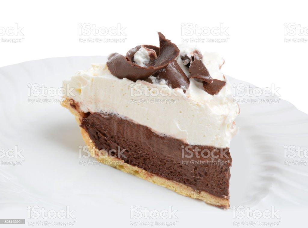 Pedaço de torta - foto de acervo