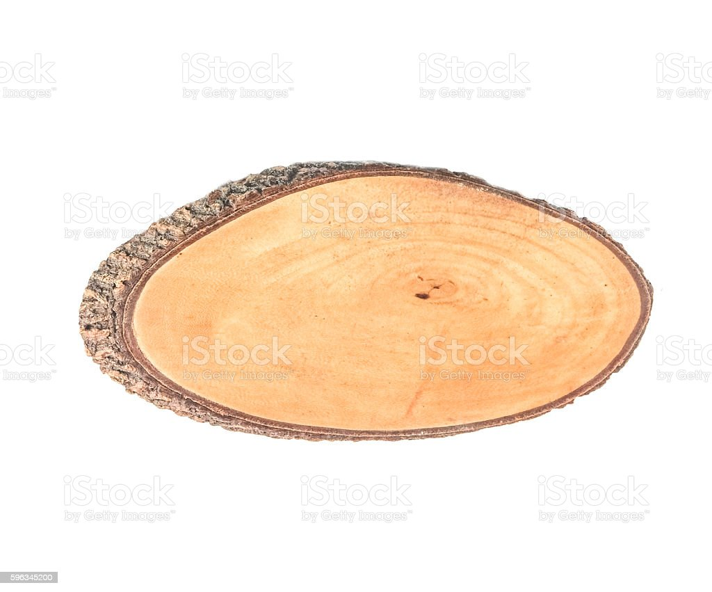 piece of wood can use for banner and sign royalty-free stock photo