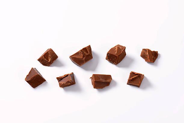 pieces of chocolate - 部分 個照片及圖片檔