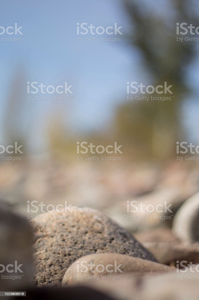 Piedra Cuyana - foto de stock