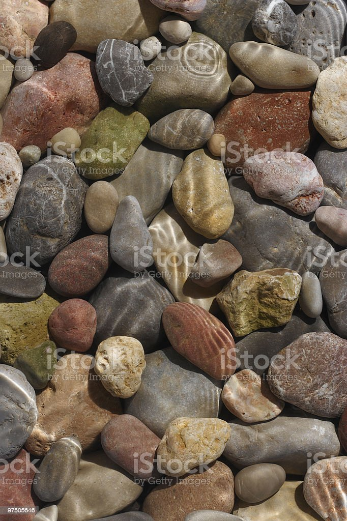 Piedras royalty-free stock photo