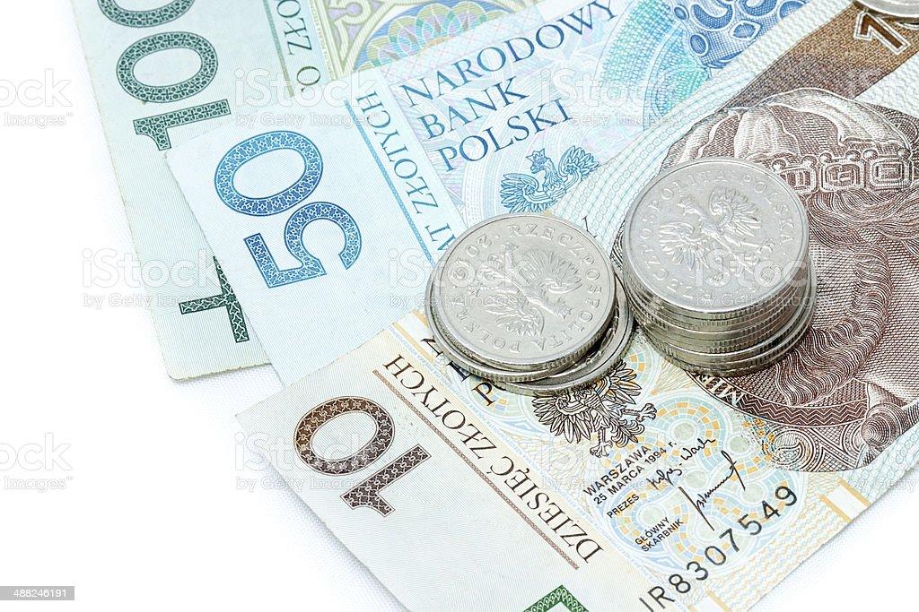 Pieniądze stock photo