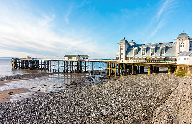 Pier and Pebble Beach – Foto