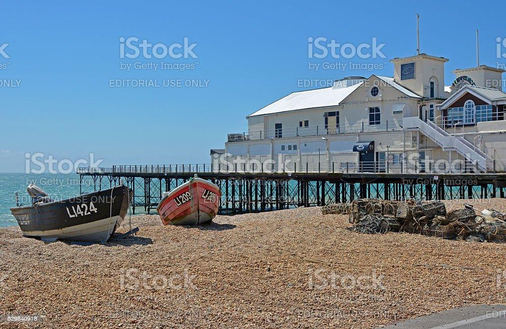 Pier at Bognor Regis, West Sussex, England – zdjęcie