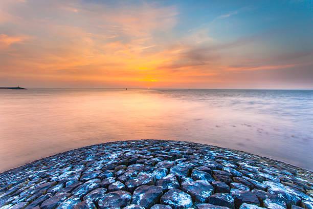 Pier Head Sun Set foto