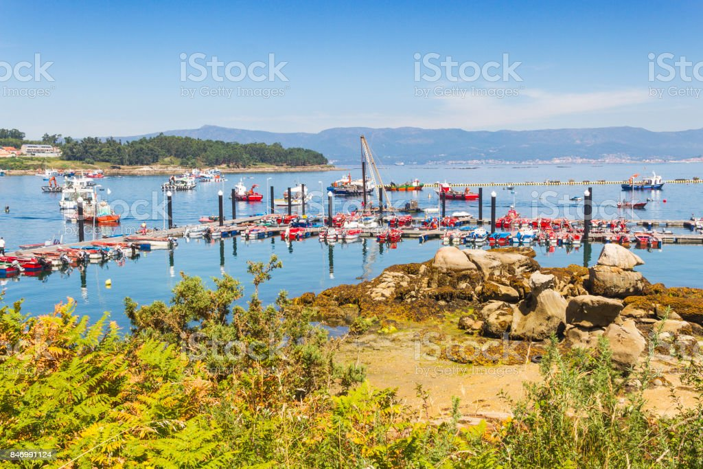 Pier under construction royalty-free stock photo