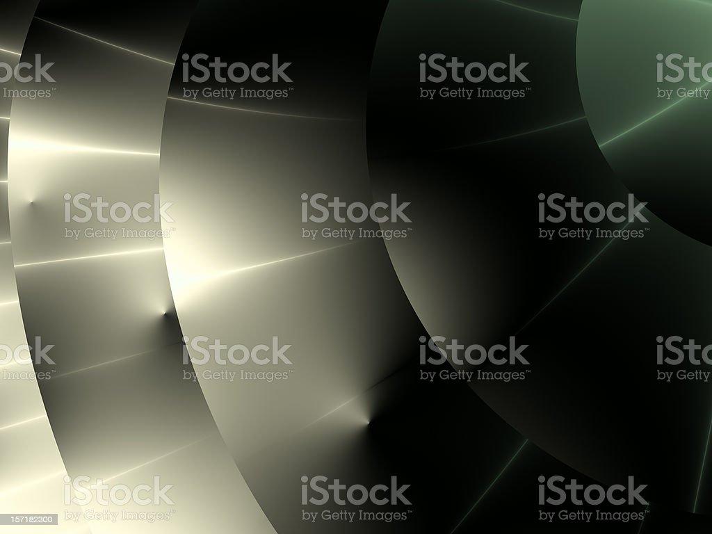 Pierced levels background royalty-free stock photo