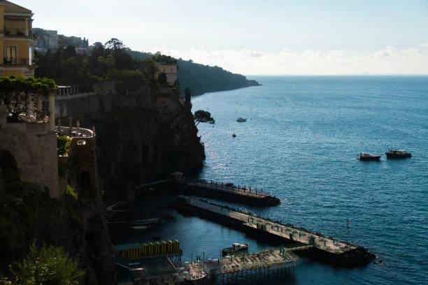 Piers in Marina Piccola – Foto