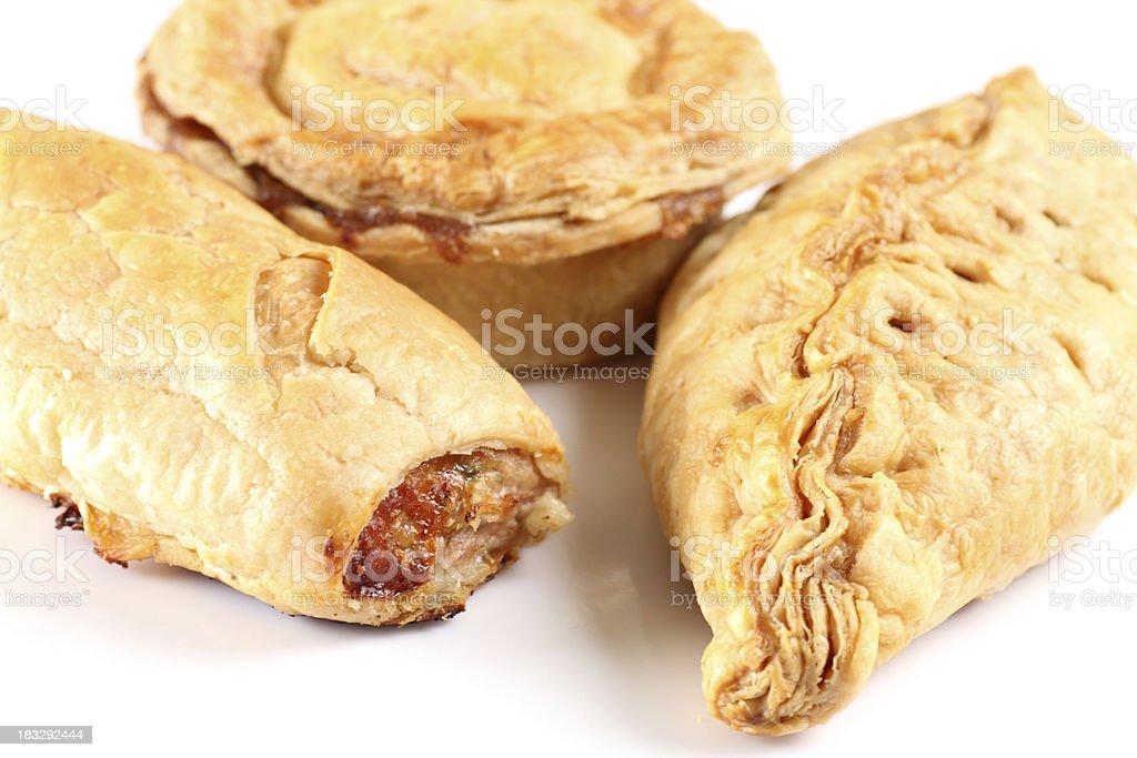 Pies stock photo