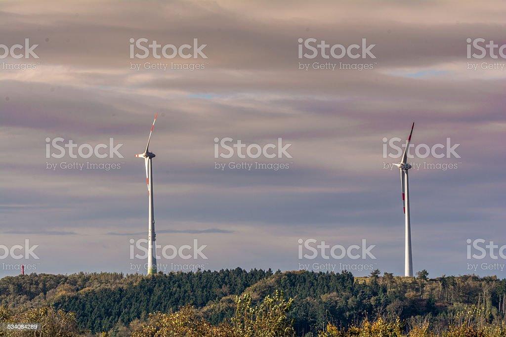 Piesberg stock photo