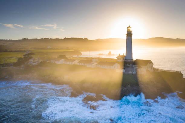 Pigeon Point Leuchtturm – Foto