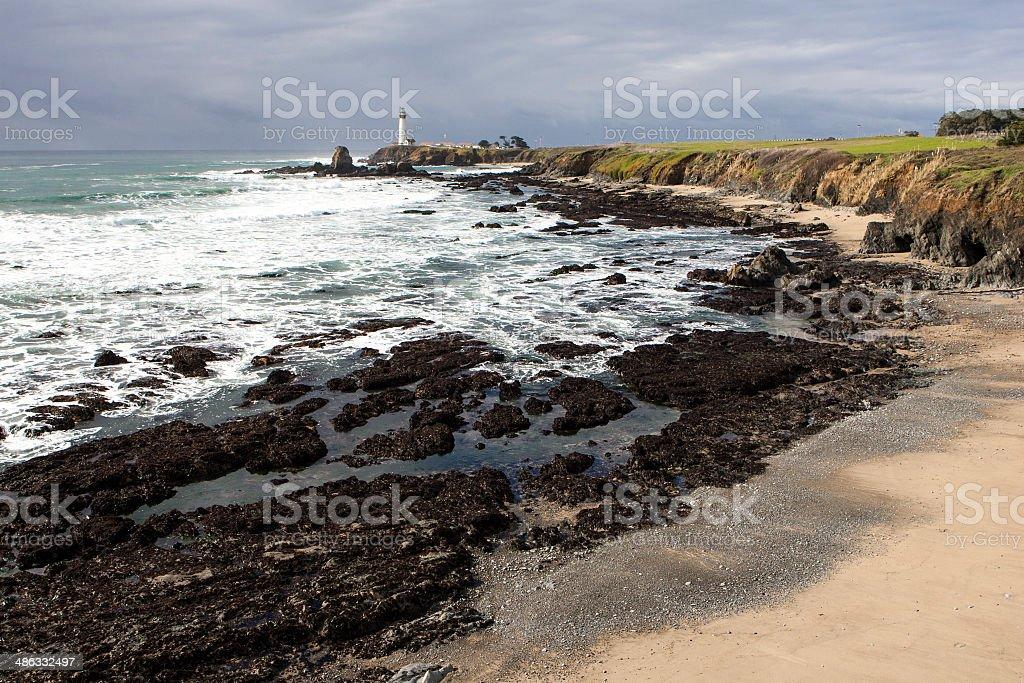 Pigeon Point stock photo