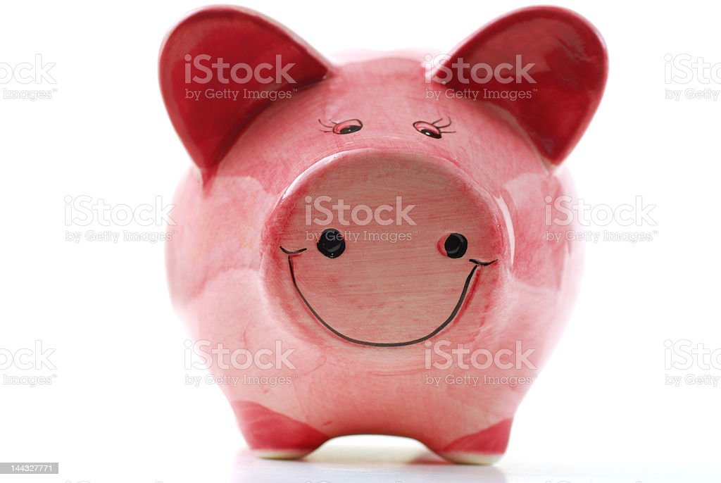 Piggi bank stock photo