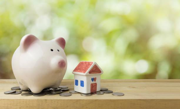 存錢罐存錢買房子, 省錢理念 - 往下移 個照片及圖片檔