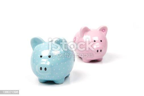 istock Piggy Bank Series 138021398