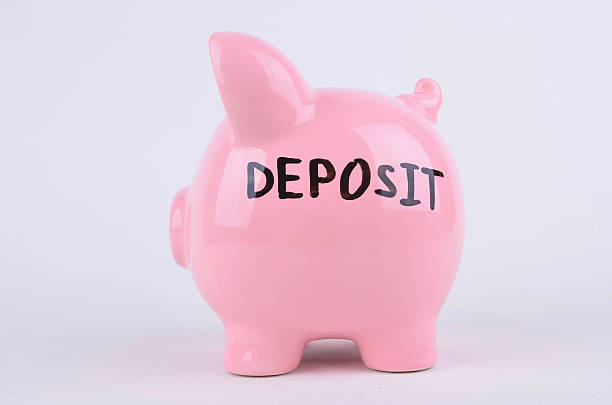 Piggybank Savings Deposit stock photo