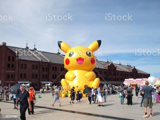 Pikachu outbreak 2019 event in yokohama japan picture id1190234957?b=1&k=6&m=1190234957&s=612x612&h=8dfg qhuhwu8f8c2b1djfvpm43w5arsiypthbxbpk o=