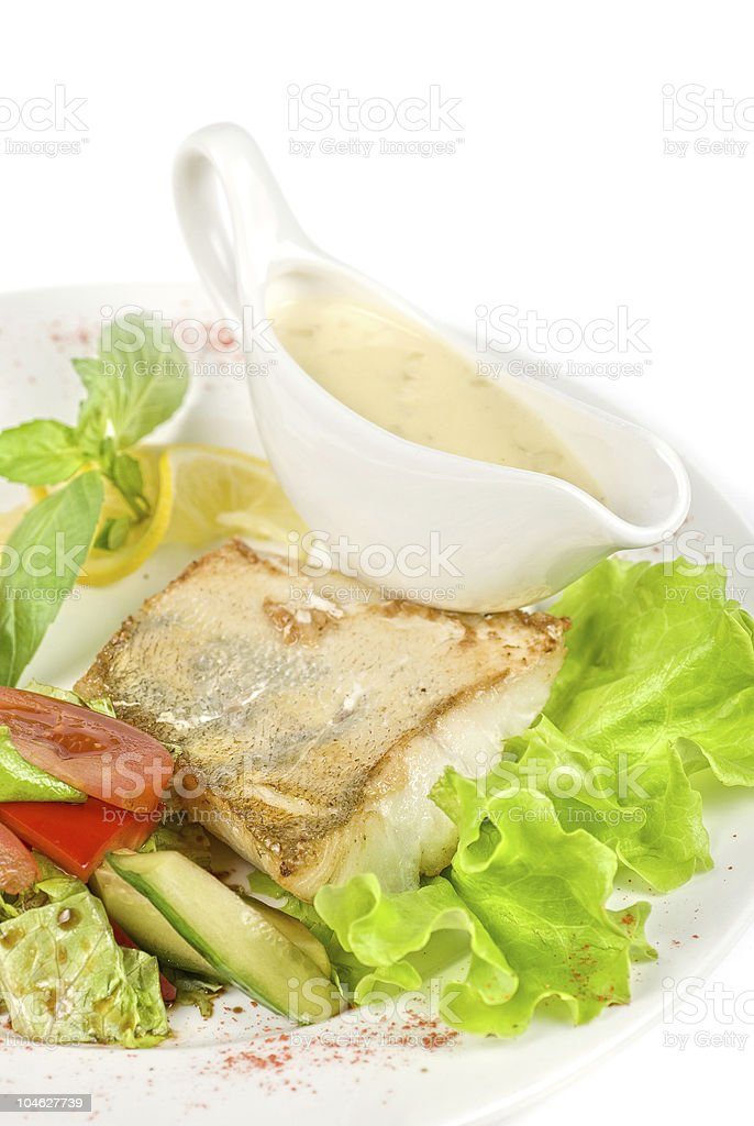 pike perch royalty-free stock photo