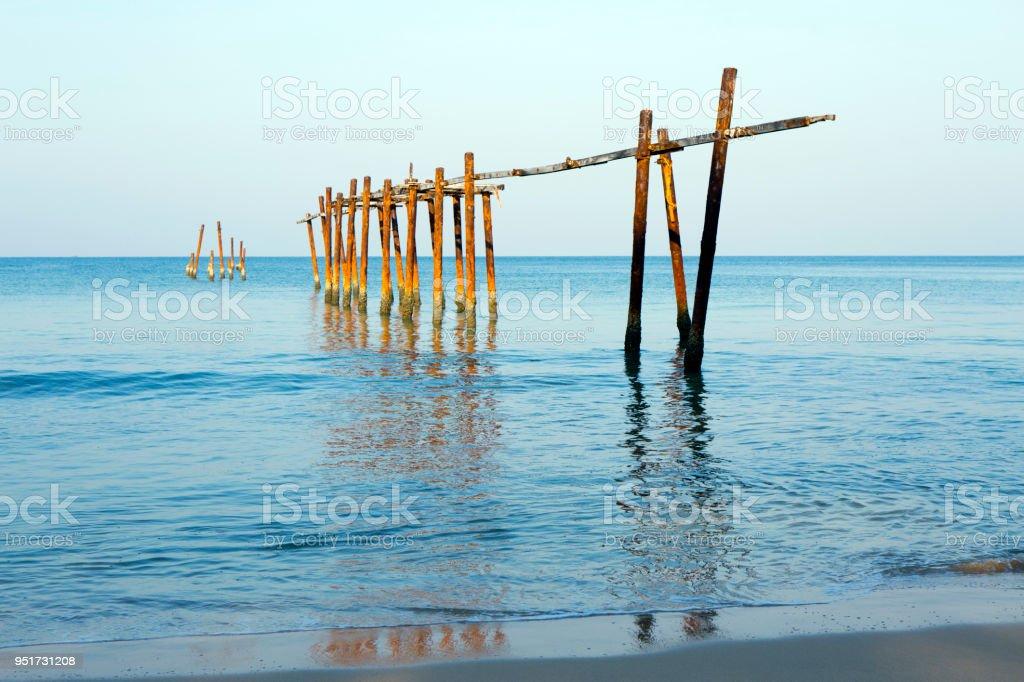 5469803d1 Pilai Bridge Natai Beach Phang Nga Stock Photo   More Pictures of ...
