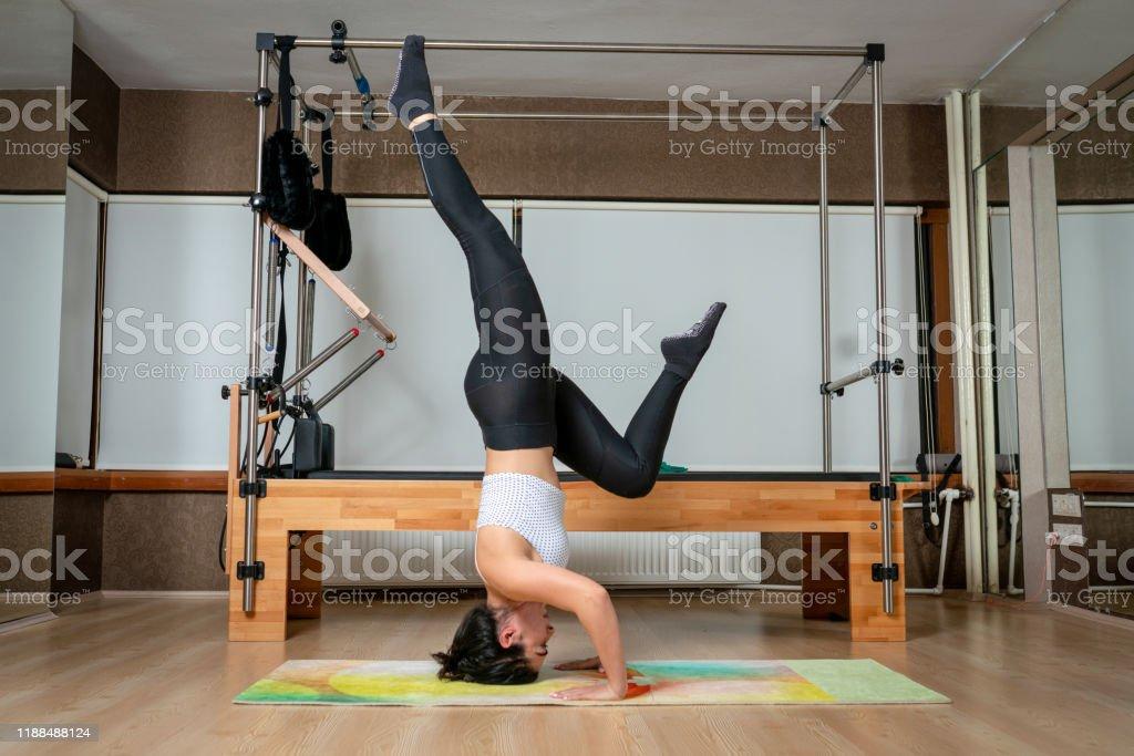 Pilates exercises based on flexibility and strength