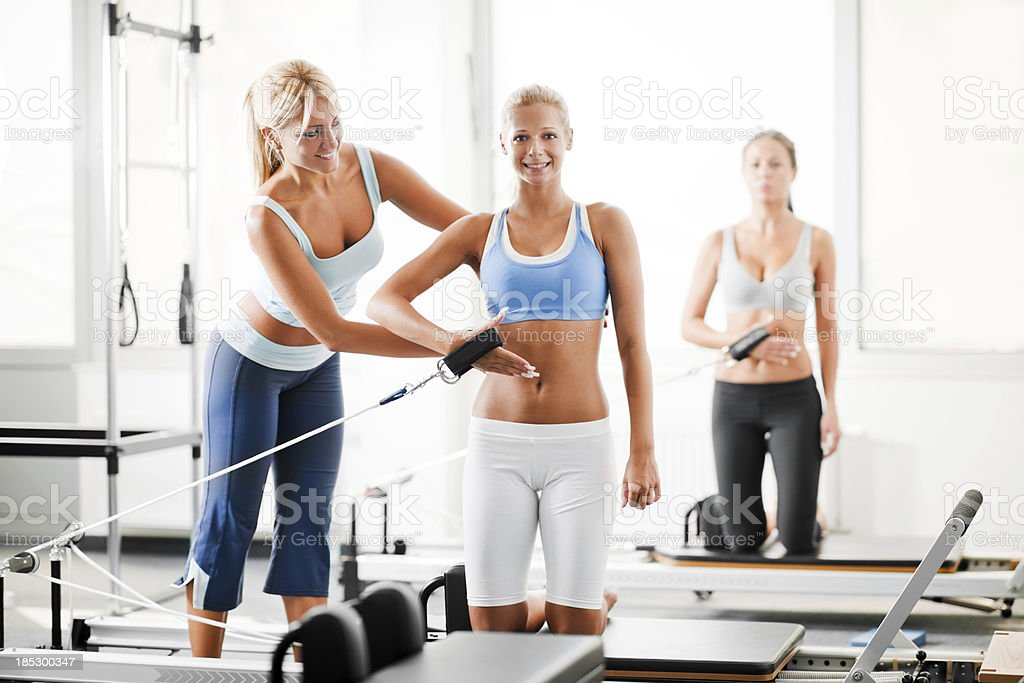 Pilates. – Foto