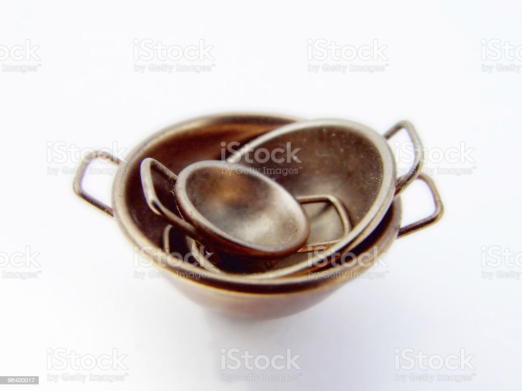 Pile of Bowls - Royalty-free Abstract Stock Photo