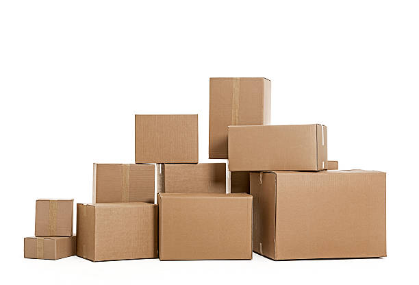 Royalty free cardboard boxes stacked pictures images and
